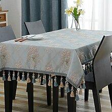 Tischdecke,Rechteck Tee tischdecke,Quadratische tischdecke-A 120x120cm(47x47inch)