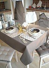 Tischdecke Rechteckig Bordeaux371