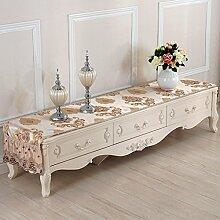 Tischdecke Rechteckige Tischdecke, Europäische