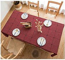 Tischdecke Rechteckige Tischtuch,Tischdecke