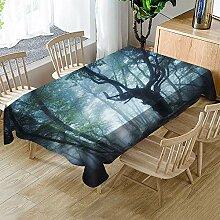 Tischdecke Rechteckige Wasserdichte Tischdecke