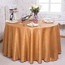 Tischdecke Runde Tischdecken, Hotel Tuch