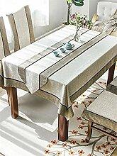 Tischdecke Rustikale Moderne minimalistische
