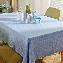 Tischdecke,Schlafsaal Universität Schlafzimmer Kleine Frische Tischdecke,Quadratische Tischdecke-B 110x170cm(43x67inch)