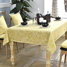 Tischdecke/southeast asian tischtuch/stoffe/lÄndlichen],[folk-custom],klassischen],frisch],längliche tischdecke/tischtuch-B 130x190cm(51x75inch)