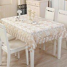 Tischdecke, Spitze Stoff Tischdecke Für Die