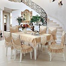 Tischdecke/Spitzen Sie Tischdecke/Tee Tischdecke/Chair Cover/Europäische Tischdecke-B Durchmesser180cm(71inch)