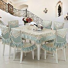 Tischdecke/Spitzen Sie Tischdecke/Tee Tischdecke/Chair Cover/Europäische Tischdecke-J Durchmesser230cm(91inch)