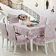 Tischdecke/Spitzen Sie Tischdecke/Tee Tischdecke/Chair Cover/Europäische Tischdecke-F Durchmesser180cm(71inch)