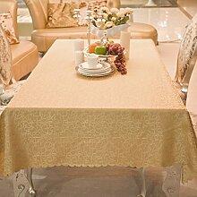 Tischdecke,Stoffe/Tischdecke,Simple,Moderne,Tee Tischdecke,Tischdecke/Rechteck,Restaurant,Tischdecke-A 140x160cm(55x63inch)