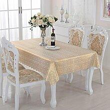 Tischdecke/stoffe/wasserdicht,einweg,Öl-beweis,kunststoff,pvc,picknick-tischtuch/quadrat,tischtuch,rechteckiger tee tisch matte-K 137x180cm(54x71inch)