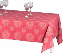 Tischdecke Telma Madura Farbe: Rosa
