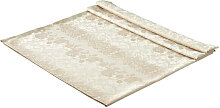 TISCHDECKE Textil Jacquard Naturfarben 130/170 cm
