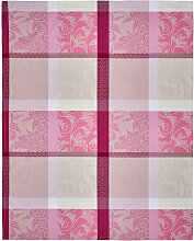 TISCHDECKE Textil Rosa 130/160 cm