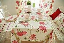Tischdecke/[tisch tuch tabletücher]/fluidsysteme,europäisch,lÄndlichen],raster tischdecke-B 140x180cm(55x71inch)