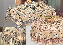 Tischdecke Tischdecke Jacquard Position Duck 150x180 ro