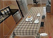 Tischdecke Tischdecke Jacquard Position Schottland 140x180 schwarz