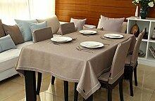 Tischdecke Tischdecke Rectangle Tuch Waschbar