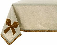 Tischdecke Tischtuch Tafeltuch Quadratisch mit