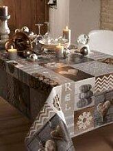 Tischdecke Versuchung natur 150x 300