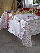Tischdecke Versuchung Snow 150x 250