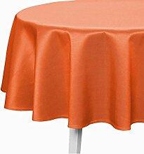 Tischdecke Viva Farbe: Orange
