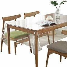 Tischdecke, Weicher Plastik Hängenden