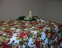 Tischdecke Weihnachten 140x 320extra lang