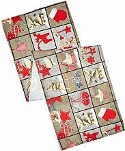 Tischdecke Weihnachten   40x140