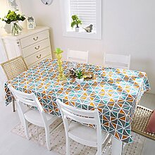 Tischdecken/Baumwolle/Tischdecken/Tischdecke decke/Tischdecken/ Tischtuch/ Nachttisch Cover/ Tisch decken-A 65x65cm(26x26inch)