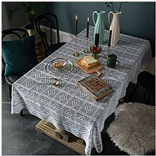 Tischdecken Home Decoration Rectangle Tischdecke,