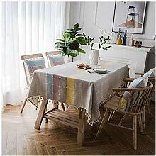 Tischdecken Home Decoration Rectangle Tischdecke -