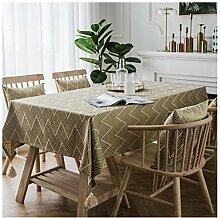 Tischdecken Home Decoration Tischdecke bestickt
