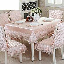 Tischdecken/Hot-Öl-Beweis-Tischdecke/[Europäische Rund]Tischdecken/Tischdecken-D 200x200cm(79x79inch)