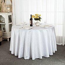 Tischdecken/ Hotel Tischdecke/Großhandel European-Style Restaurant Tisch Tischdecke/ runder Tisch quadratisch Tischdecke-D 140x180cm(55x71inch)