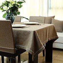Tischdecken/ moderne minimalistische