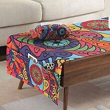 Tischdecken Muster Aufbewahrungstasche Kaffeedecke