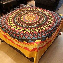 Tischdecken/ quadratische Tischdecke/ Tischtuch/Abdeckung Tuch/Ein Picknick-Tuch-A 110x110cm(43x43inch)