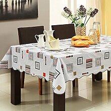 Tischdecken/Tischdecke decke/Tischdecke decke/Rundtischdecken/Garten Blume Pflanzen blühen Tuch/IsolierungPVCTischdecken/ Kunststoff-Tischsets-A Durchmesser180cm(71inch)