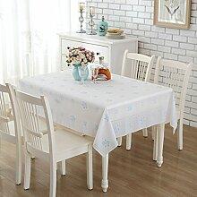 Tischdecken/Tischdecke decke/Tischdecken/Tischdecke decke/Einweg-wasserdicht Öl Tuch/pvcTischdecken/ tipping Tischdecke-A 137x170cm(54x67inch)