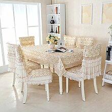 Tischdecken/Tischdecke decke/ Tischtuch/ Garten