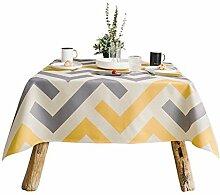 Tischdecken Tischdecke quadratische Tischdecke