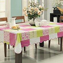 Tischdecken/ Tischtuch/ verhindern/ European-Style Tischdecken/ längliche Tischdecke-G 137x183cm(54x72inch)