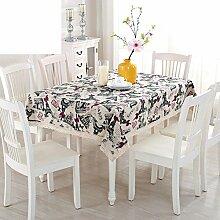 Tischdecken/Tuch/Aus Baumwolle und Leinen