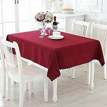 Tischdecken, Tuch rechteckige Tischdecken, Büro