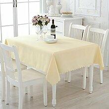 Tischdecken, Tuch rechteckige Tischdecken, Büro Tischdecken, Couchtisch Tuch, Restaurant Tischdecken , #1 , 140*140cm