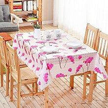 Tischdecken/Wasserdichte Tischdecken/ Tischtuch/Einweg vermeiden die Tischdecke Bügeln/Anti-Rutsch-Tischdecke-G 152x152cm(60x60inch)