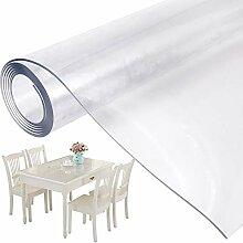 Tischdecken XJJUN Tischschutz-Folie Schrubben Glas