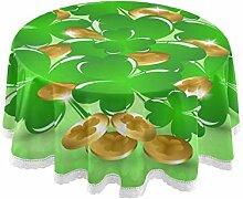Tischdekoration für Party, St. Patrick's Day,