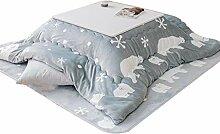 Tische Kaffeetische Kotatsu Bett Niedrigen